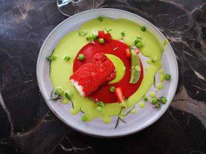 מסעדת מישלן בפרובנס וברביירה הצרפתית